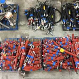 Turbine Hydraulic Hoses and Lines